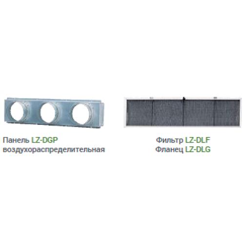 Инверторные канальные сплит-системы LESSAR LS-HЕ36DOA4/ LU-HЕ36UMA4