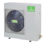 Наружный блок системы  LESSAR Heat Pump LUM-HE040NA2-PC