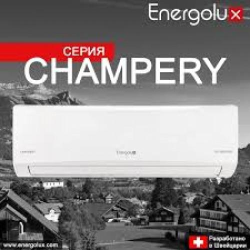 Настенные сплит-системы Energolux серии Champery SAS07CH1-AI / SAU07CH1-AI