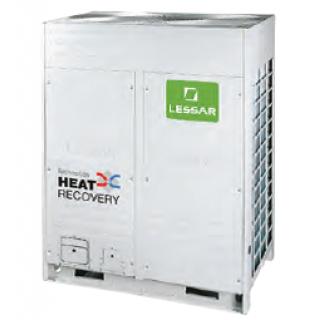 Мультизональные системы трехтрубные инверторные  LESSAR LMV-Heat Recover LUM-HE450AIA4-hr