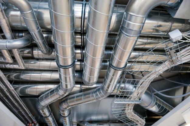 Система вентиляции в Крыму